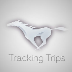 Tracking Trips Square Logo