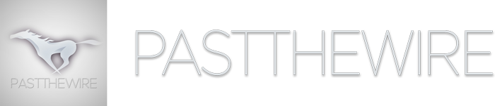 Past The Wire Retina Logo