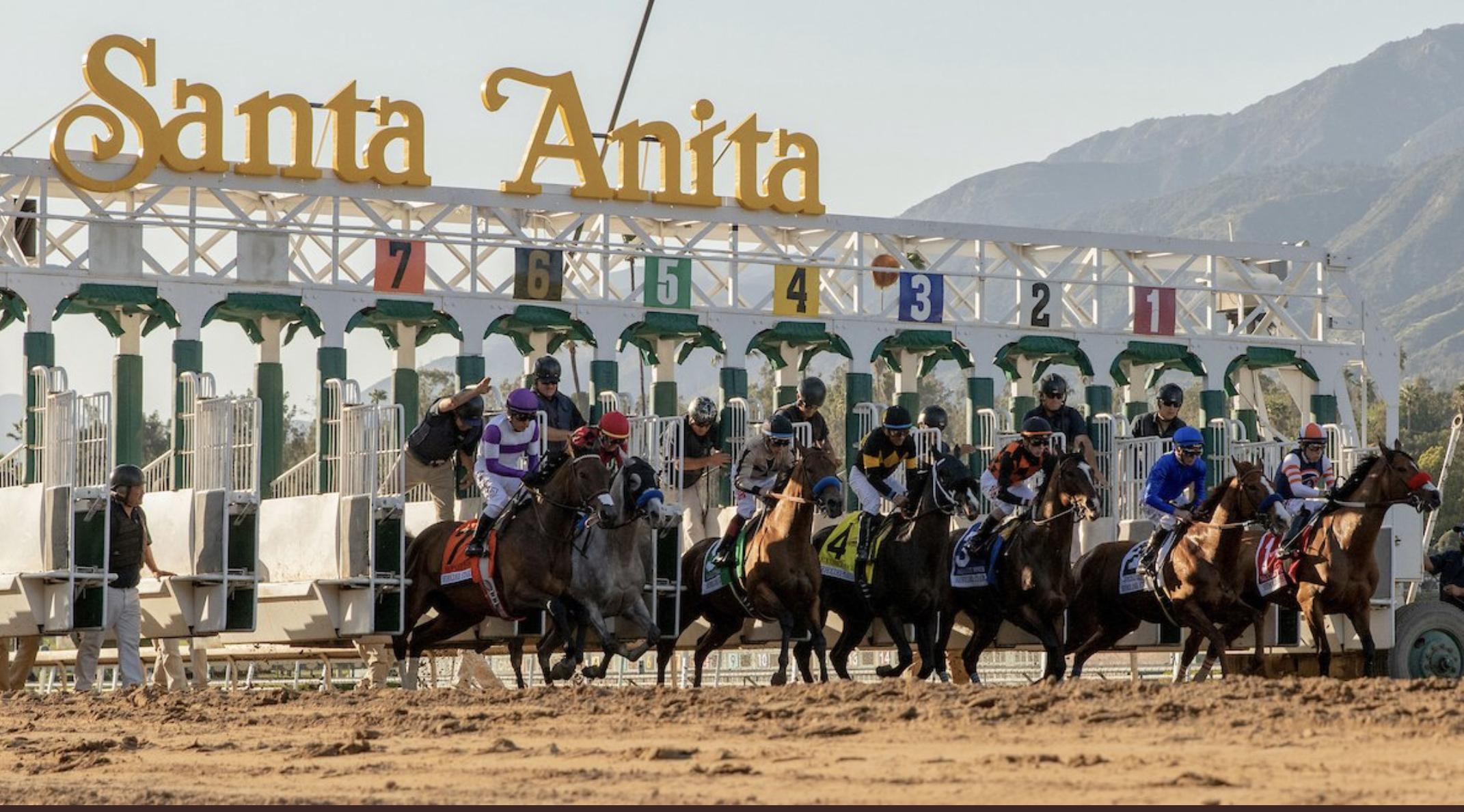 Santa Anita 2019 Analysis Past The Wire